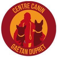 Logo Centre canin éducateur canin Gaetan Dupret à Dunkerque et Calais
